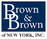 Logo - Brown and Brown of New York